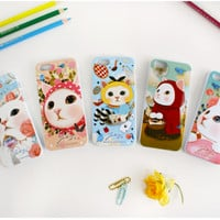 Kitty iPhone 5 Jelly Case