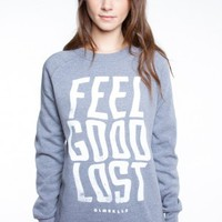 Glamour Kills Clothing - Girls Feeling Good Crew Neck Sweatshirt