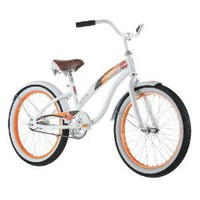 Amazon.com: Diamondback Miz Della Cruz Girls' Cruiser (20-Inch Wheels): Sports & Outdoors