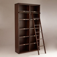 Augustus Library Bookshelf | World Market