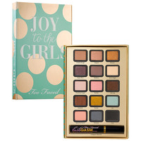 Sephora: Too Faced : Joy to the Girls : eyeshadow-palettes