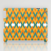 The Pattern iPad Case by Angga Mahardika