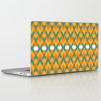 The Pattern Laptop & iPad Skin by Angga Mahardika