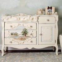 Angel Flight Bi Level Versatile Dresser : Dressers at PoshTots