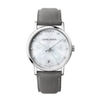 KOPPEL 431 - 32 mm 3 hands, mother-of-pearl dial