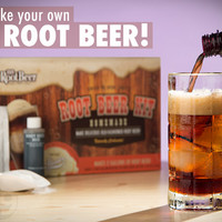 Mr. Root Beer: Brew your own root beer