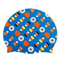 Sporti Candy Mix Silicone Swim Cap at SwimOutlet.com