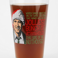 Urban Outfitters - National Lampoon's Christmas Vacation Pint Glass