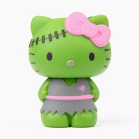 Hello Kitty Collectible Figurine: Frankenstein