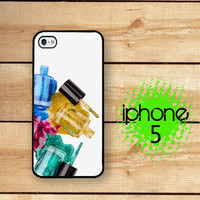 iPhone 5  iPhone 5S Case / Hard Case for iPhone 5 Plastic or Rubber Trim