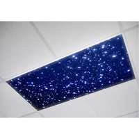 Insta-Sky Office Light Diffusers - Stars or Clouds
