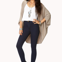 Sleek Dolman Cardigan