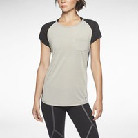 Nike Store. Nike Luxe Speed Women's Running Shirt