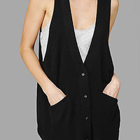 7 For All Mankind - CASHMERE VEST