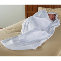 The Traveler's Bed Bug Thwarting Sleeping Cocoon - Hammacher Schlemmer