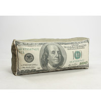 $100 Dollar Bill Printed Adult-Size Beanbag Chairs