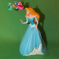 Disney - Sleeping Beauty - 1998 Hallmark Ornament
