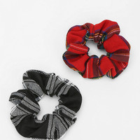 Scrunchie Pontytail Holder - Set Of 2