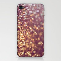 Mingle - iPhone &amp; iPod Skin by... Lisa Argyropoulos | Society6