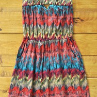 Tribal Tempo Dress - Choix