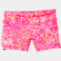 Girls' HeatGear Sonic 3 Printed Shorts