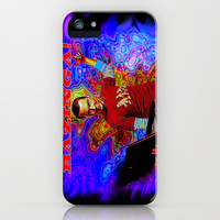 Bazinga Sheldon! iPhone & iPod Case by JT Digital Art