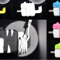 INFMETRY:: iCat & iMouse Case Holder For Apple Power Adaptor - Gifts