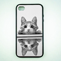 unique iphone 5C case,Cat,iphone 5S case,iphone 5 case,iphone 4 case,iphone 4S case,ipod 4 case,ipod 5 case,ipod case,iphone cover