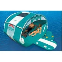 Amazon.com: SPORTSSTUFF CABANA ISLANDER Inflatable Lounge: Sports &amp; Outdoors
