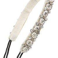 Capelli of New York Beaded Headband (Juniors) | Nordstrom