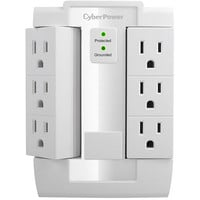 Walmart: CyberPower CSB600WS 6-Outlet Essential Surge Protection