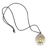 Revolution Pendant USB Necklace