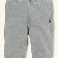 Fleece Pant - Tops & Bottoms   Layette Boy (Newborn–9M) - RalphLauren.com