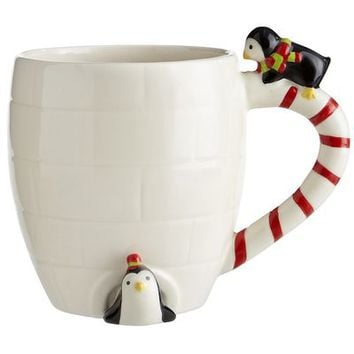 Penguin Igloo Mug