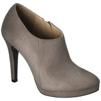 Women's Merona® Molly Shootie - Taupe