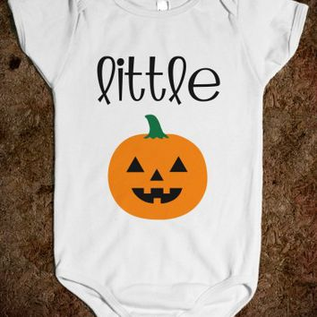 LITTLE PUMPKIN ONE-PIECE