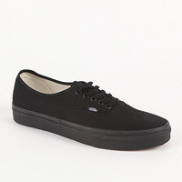 Vans Authentic Black Shoes at PacSun.com