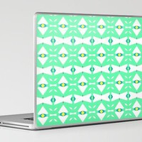 Butterfly O-Stranda Laptop &amp; iPad Skin by Lisa Argyropoulos | Society6