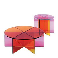 Glas Italia XXX Glass Coffee Table - Style # XXX01-XXX02, Contemporary Coffee Tables & Contemporary Furniture Atlanta | SwitchModern