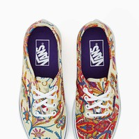Authentic Sneaker - Paisley