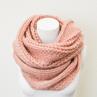 The Warmest of Them All Infinity Scarf
