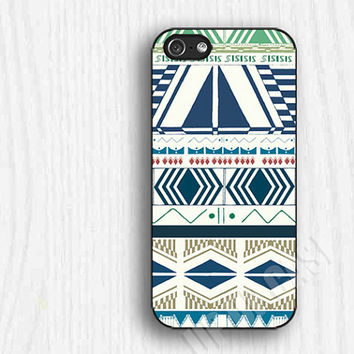 aztec colour iphone 4 cover, iphone 5c cases, iphone 5s cases,iphone 5 cases,iphone 4 cases ,gold mandala printing,christmas gifts035