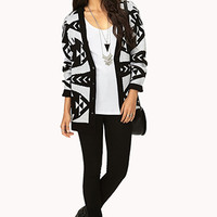 Forever Cool Colorblocked Cardigan | FOREVER 21 - 2073135749