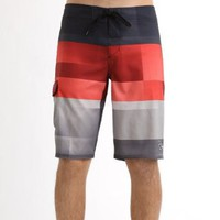 O'neill Mens Loreto Red Boardshorts
