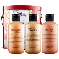 Sephora: Philosophy : Gourmet Popcorn Toppings Set : bath-gift-sets