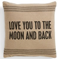 Primitives by Kathy 'To the Moon' Pillow | Nordstrom