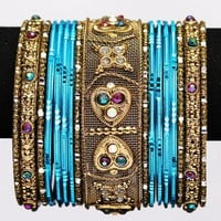Indian Fashion Bangles Set : Online Shopping, - Shop for great products from India with discounts and offers