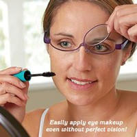Magnifying Makeup Glasses @ Fresh Finds