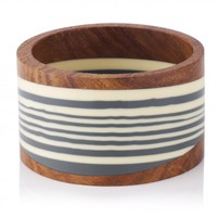 Cali Wooden Bangle