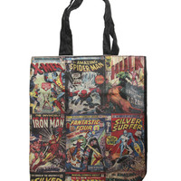 Marvel Retro Tote | Shop Thor at Wet Seal